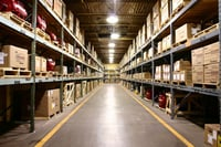 Corporate Warehouse Service