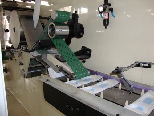Sanitary Napkins Machine Basic (300 pcs/min)