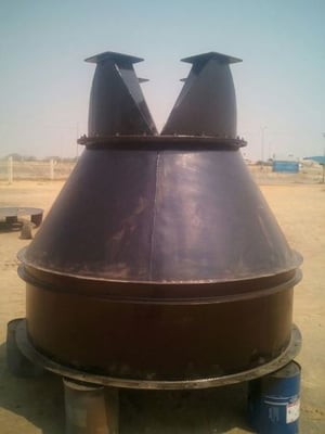 Mild Steel And Stainless Steel Hoppers