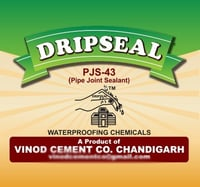Dripseal PJS 43 Pipe Joint Sealant