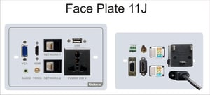High Quality Face Plate