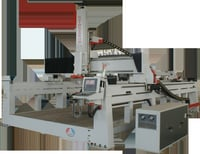 Big Size Wood And Foam Die Mould CNC Machinery