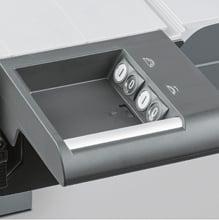 Sliding Table Mounted On/off Switches