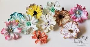 Hand Crafted Flowers