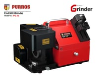 PURROS PG-X5 End Mill Grinder