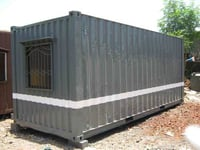 Used Heavy Duty Marine Container