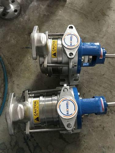 Solvent Transfer Electric Self Priming Pump