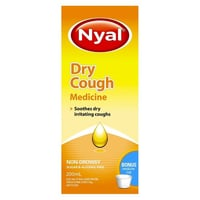 Dry Cough Syrup