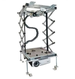 Motorized Projector Lifts
