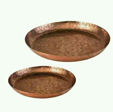 Metal Serving Trays