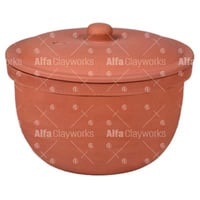 Clay Cooker With Lid