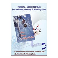 Musical Modules for Greeting Card
