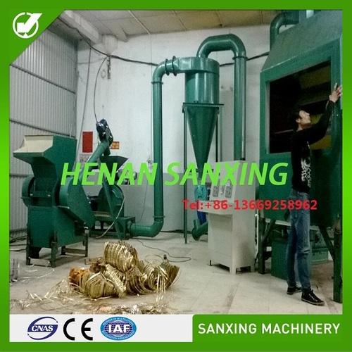 Separation Machine For Waste Aluminum Plastic