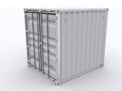 Puf Insulated Container And Refrigerated Container