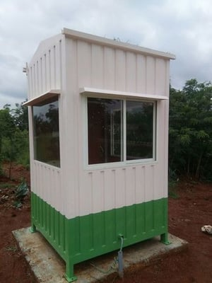 Portable Security Office