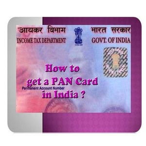 PAN Card Application Services