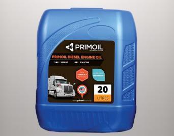 Primoil Diesel Engine Oil