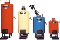 Water Heaters (Wood Fired)