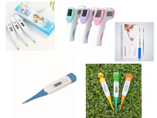 Clinical Baby Digital Thermometer