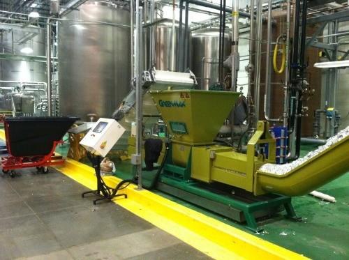 Beverage Dewatering Machine