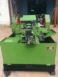 Two Die Four Blow Cold Heading Machine