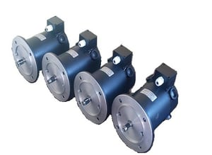 High Efficiency PMDC Motor Gearboxes