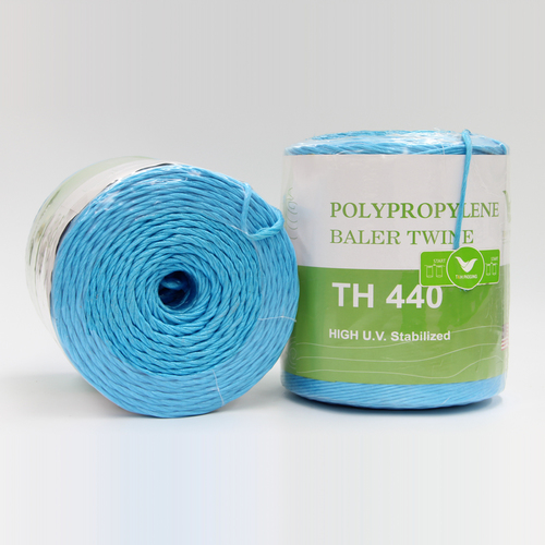 4600 Ft 440 Lb Tensile Poly Tying Twine for Square Baler