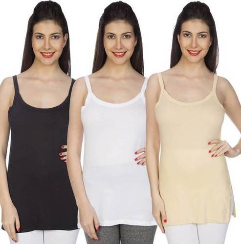 Johnson Twinkle Women's Camisole (Pack Of 3)