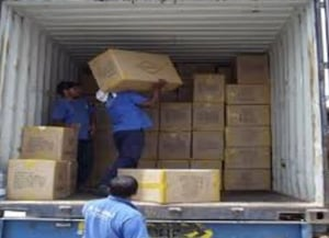 Labour Supply Services for Loading and Unloading Work