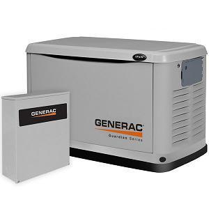 Generac Guardian 20kW Standby Generator System