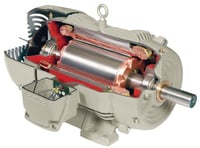 Electric Motor (Brook Crompton)