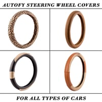 Autofy Steering Wheel Covers For All Types Of Cars