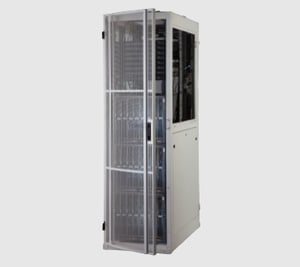 Networking and Server Cabinet