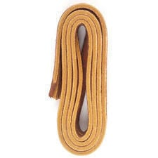 Square Leather Laces