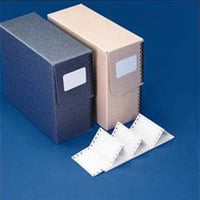 Box Plain Labels