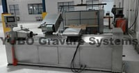 Chrome Polishing Machine to Gravure Printing Cylinder