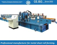 Automatic C Purlin Forming Machines
