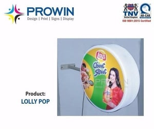 Lolly Pop Display