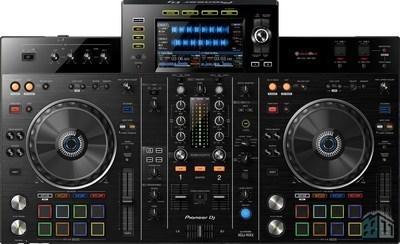pioneer pro dj xdj-rx2 dj mixer