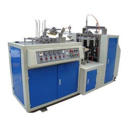 Disposable Glass Making Machinery