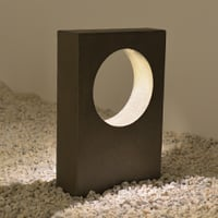 Durable Outdoor Concrete Lamp