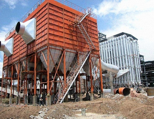Cement Factory Dust Collector