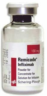 Remicade Infliximab 100 mg Injection