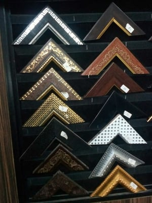 Picture Framing Moulding
