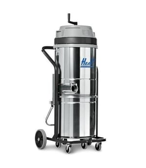 Industrial Single Phase Vacuum Cleaner - Pro Shaker