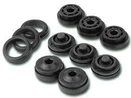 Rubber Moulded
