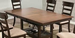 Modern Wooden Dining Tables And Chairs