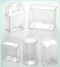 Acetate Boxes for Packaging