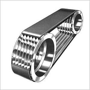 Poly V Belt and Pulley