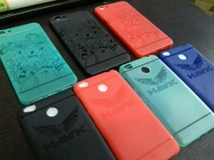 Insocase Classic Soft Silicon Mobile Back Cover